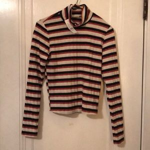 BRAND NEW L.A. HEARTS STRIPED SHIRT